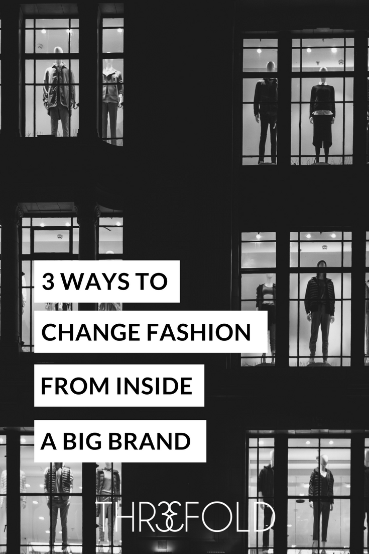 ethical fashion industry