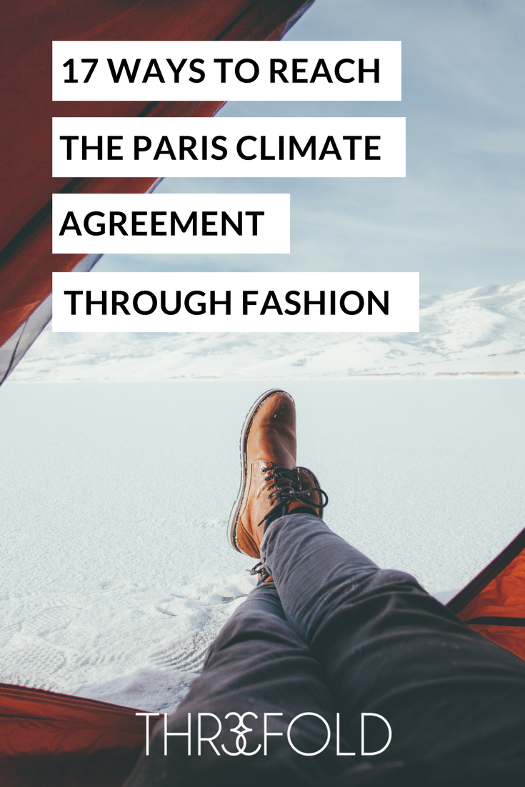 how to reach the paris climate agreement
