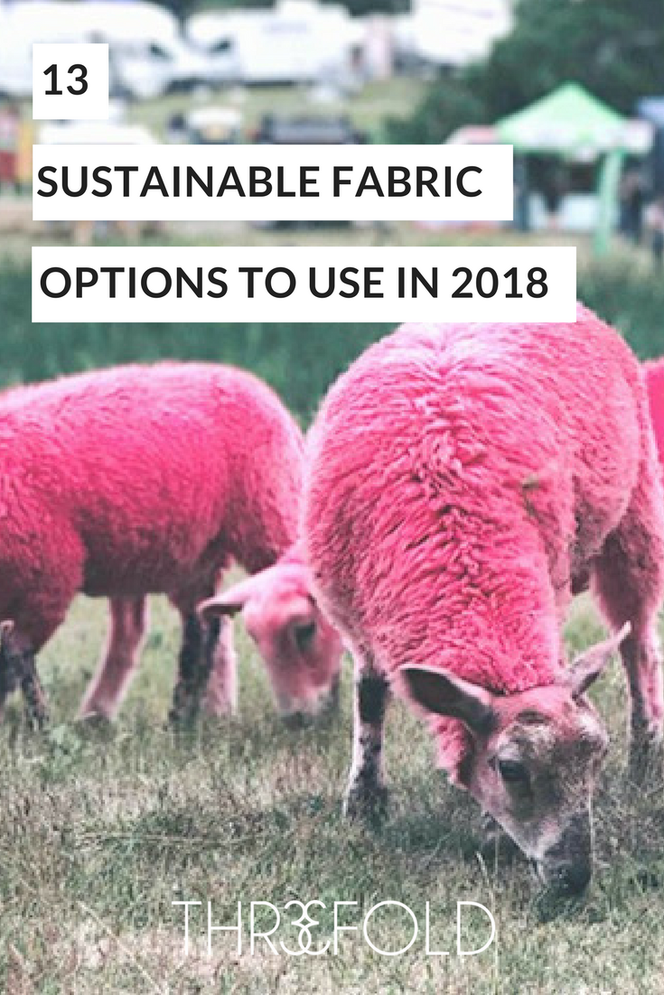 sustainable fabric options