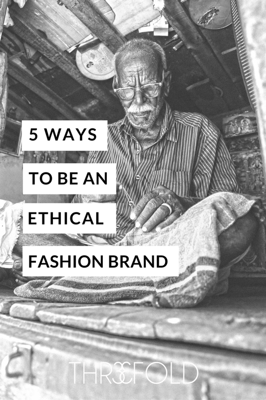 how to be an ethical brand