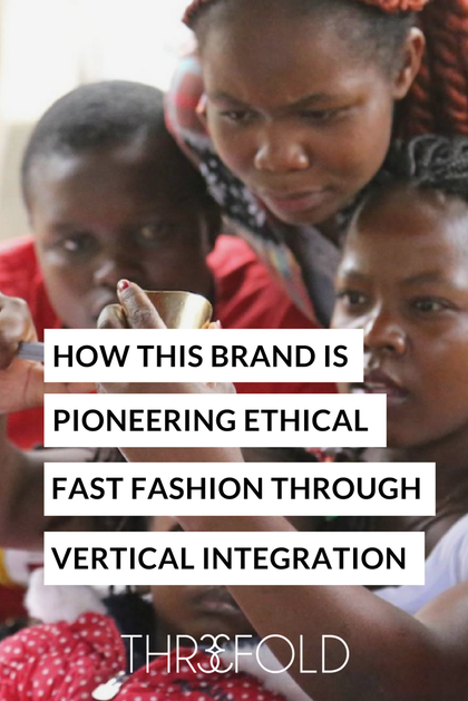 ethical fast fashion brand