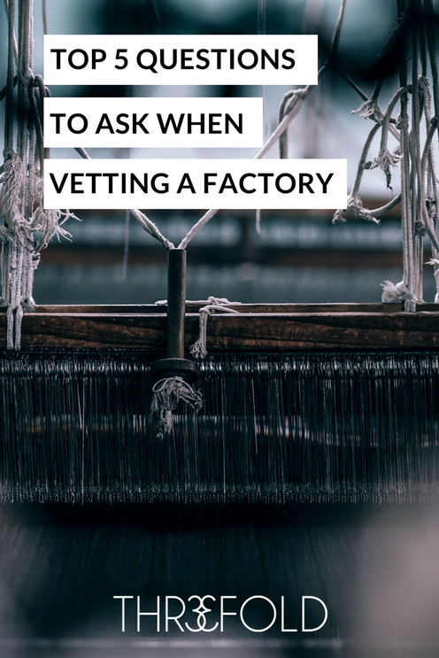 how to find a factory