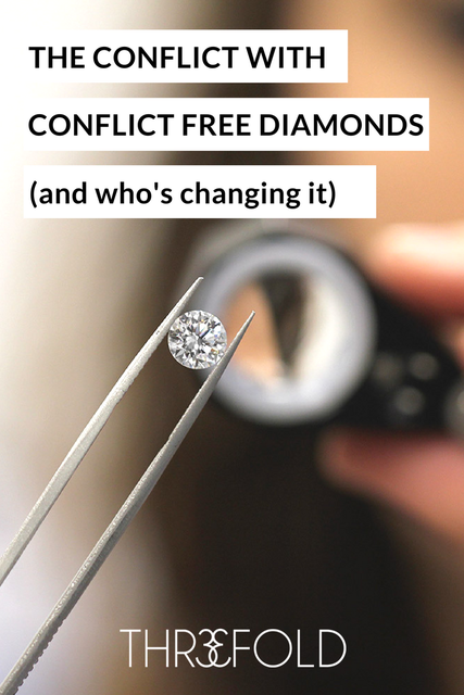 ethically sourced diamonds