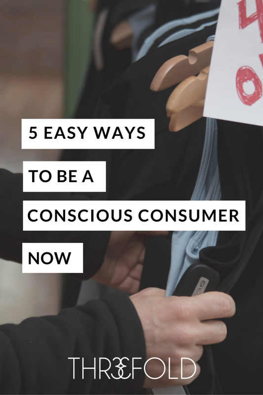 How to be a conscious consumer