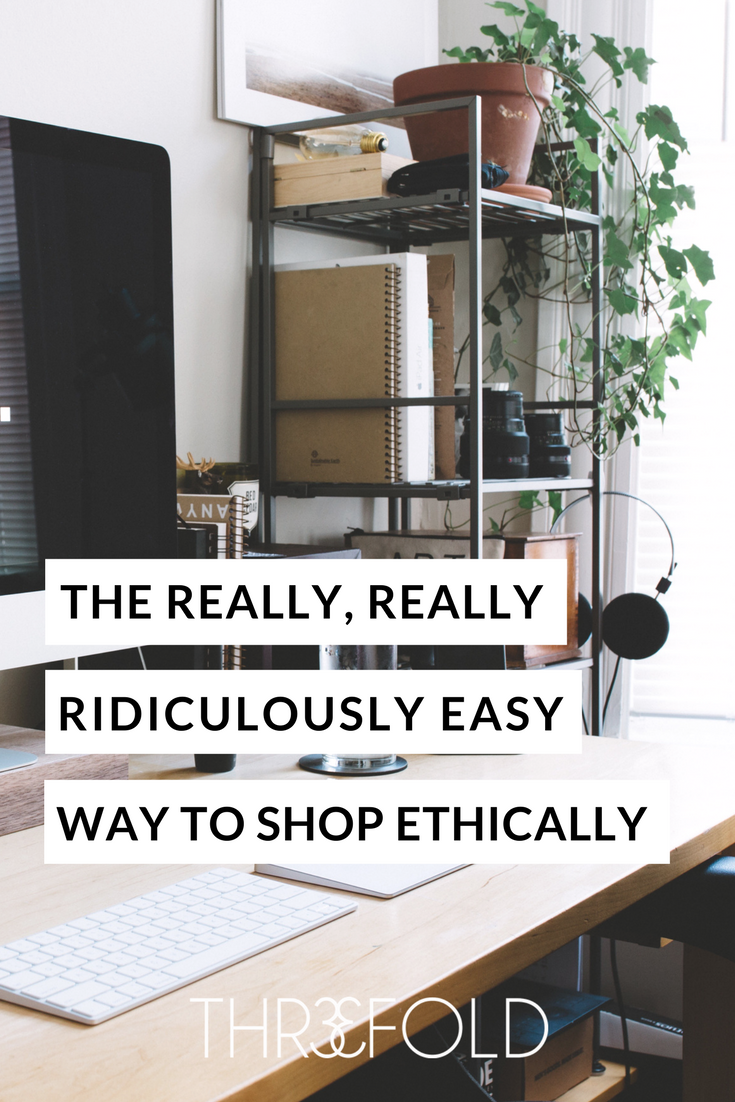 shopping for ethical fashion brands
