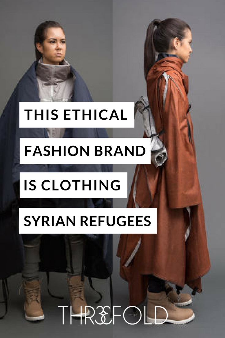 fashion fighting the syrian refugee crisis