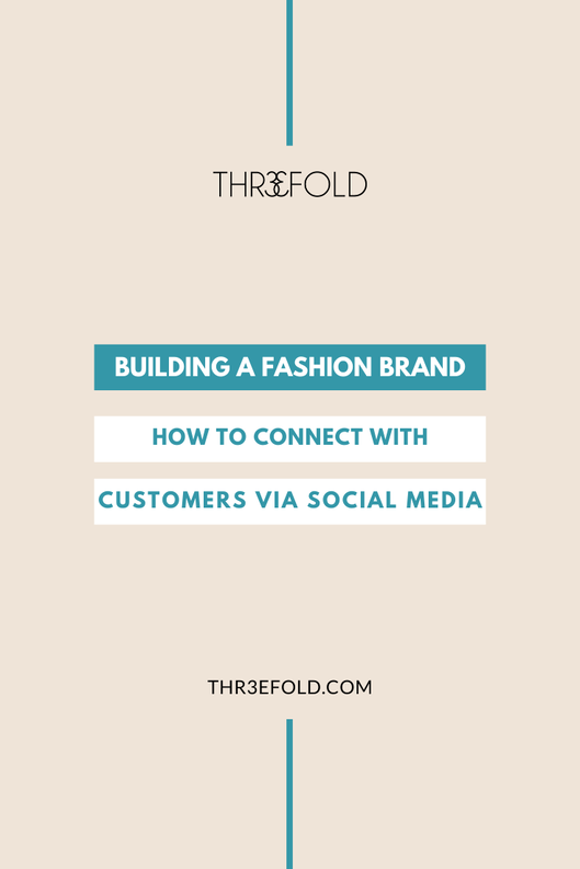 social media tips for fashion brands