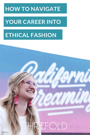 jobs in ethical fashion