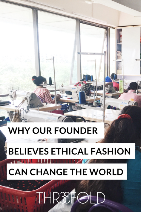 ethical fashion impact