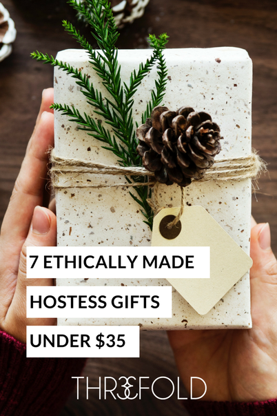 ethically made hostess gift ideas