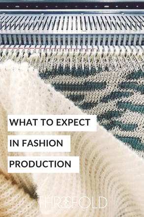 what is fashion production