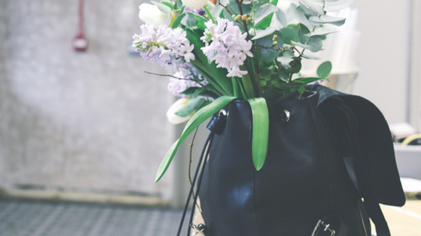 vegan leather bag brands