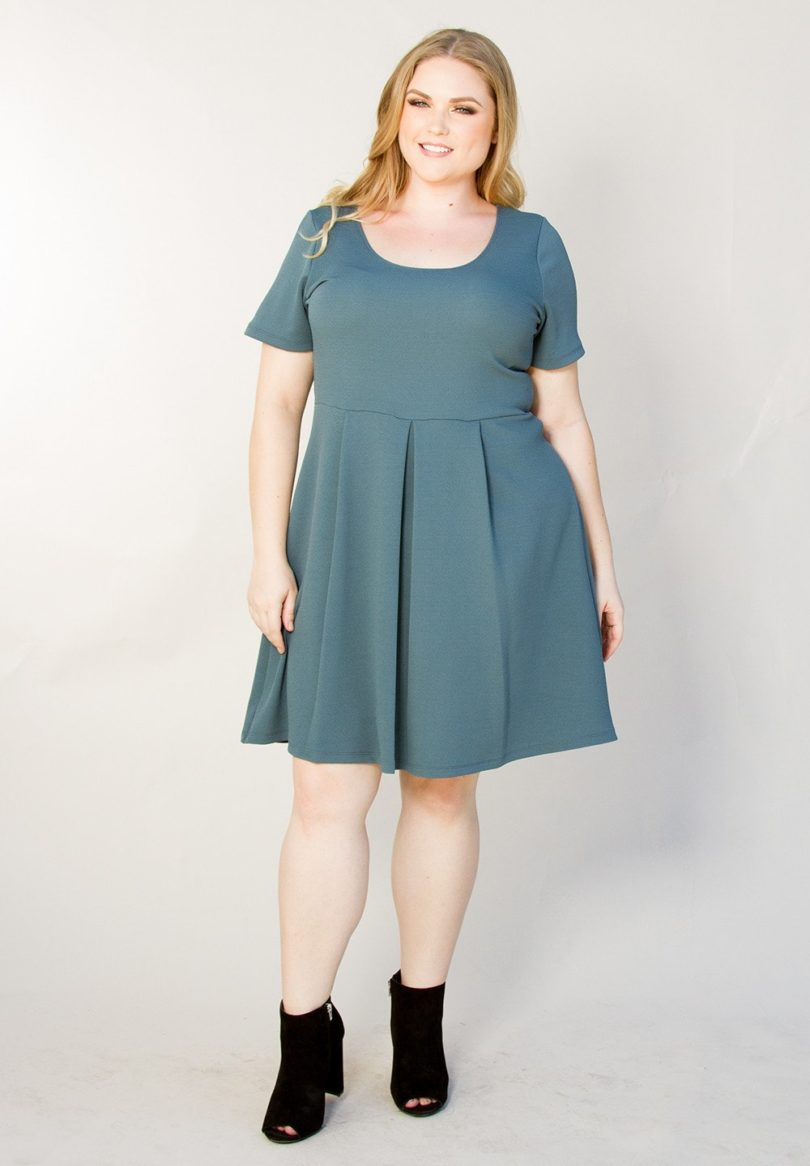 plus sized ethical fashion